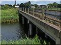 TF4900 : Black Bridge crossing Popham's Eau by Mat Fascione