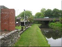 SK0300 : Daw End Bridge - Walsall, West Midlands by Martin Richard Phelan
