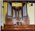 SJ9295 : Christ Church Organ by Gerald England
