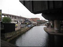 SP0990 : From Salford Bridge - Aston, Birmingham by Martin Richard Phelan