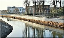 J3674 : Connswater works, Belfast - December 2016(3) by Albert Bridge