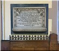 SJ9295 : Memorials to Albert Ashworth and Thomas Woolfenden by Gerald England