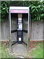 SP8310 : Former KX300 Telephone Kiosk, Stoke Mandeville by David Hillas