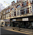 ST3187 : Friends of St Anne's Hospice Charity Shop in Newport city centre by Jaggery