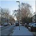 TL4756 : Frost in the suburbs by John Sutton
