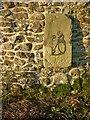 NU1341 : The Gertrude Jekyll Garden, Lindisfarne Castle by Alan Murray-Rust