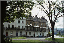 ST5673 : Sion Hill, Clifton by Ian Taylor