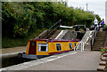 SJ5242 : Grindley Brook Lock No 3 in Shropshire by Roger  Kidd