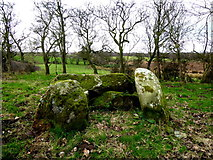 H5172 : Chambered grave, Cloghfin (1) by Kenneth  Allen