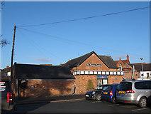 SJ6552 : The Players Theatre, Love Lane, Nantwich by Stephen Craven