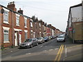 SK9135 : Norton Street, Grantham - Lincolnshire by Martin Richard Phelan