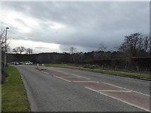 NJ3558 : Lennox Crescent, Fochabers by Alpin Stewart