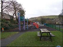 SE0511 : Play Area - Marsden Park by Betty Longbottom