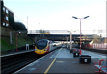 SP3378 : Coventry Station by Robert Eva