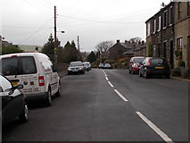SE0511 : Stubbin Road - Meltham Road by Betty Longbottom