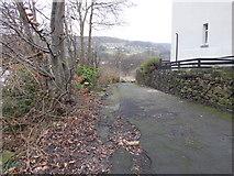 SE0511 : Track - Meltham Road by Betty Longbottom