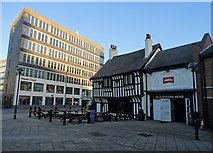 """SK3587 : """"The Old Queen's Head"""", Sheffield by Neil Theasby"""