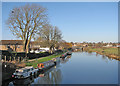TL5479 : The Great Ouse at Ely by John Sutton