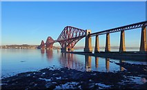 NT1378 : The Forth  Bridge by Gordon Brown