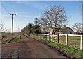 TL5779 : Quanea Drove at Quanea Hill by John Sutton