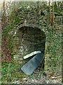 NZ0548 : Lime kiln at Lead Mill, Muggleswick – 2 by Alan Murray-Rust