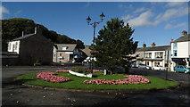 SD4161 : Heysham - Village centre by Colin Park