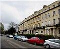 SO9421 : Lansdown Crescent, Cheltenham by Jaggery