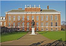 TQ2579 : Kensington Palace by Anthony O'Neil