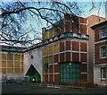 TQ3078 : Clore Gallery, Tate Britain by Jim Osley