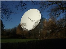 SJ7971 : The Lovell Telescope at Jodrell Bank Observatory by Benjamin Shaw