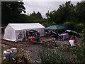 SX7863 : Staverton beer festival 2016 (2) by Stephen Craven