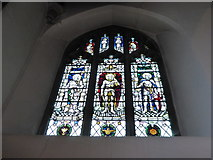 TL7006 : Chelmsford Cathedral: stained glass window (g) by Basher Eyre