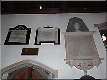 TL7006 : Chelmsford Cathedral: memorial (9) by Basher Eyre