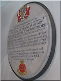 TL7006 : Chelmsford Cathedral: memorial (23) by Basher Eyre