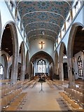 TL7006 : Inside Chelmsford Cathedral (xviii) by Basher Eyre