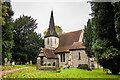 TQ3055 : St Peter and St Paul's Church, Chaldon by Ian Capper