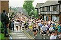 SJ4065 : Chester Half Marathon 1997 by Jeff Buck