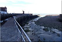 SS7249 : West Lyn River, Lynmouth by Jaggery