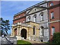 TQ0451 : Clandon Park - Main Frontage by Colin Smith