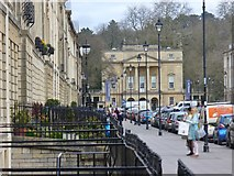 ST7565 : Bath - Great Pulteney Street by Colin Smith