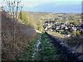 SK2956 : Yeats Lane by Ian Calderwood