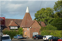 TQ4735 : The Oast by N Chadwick
