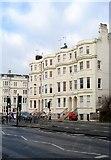 TQ2804 : 13-16, St Catherine's Terrace, Hove by Simon Carey