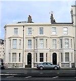 TQ2804 : 18-20, St Catherine's Terrace, Hove by Simon Carey