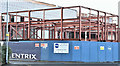 J3473 : The Concentrix Maysfields site, Belfast - January 2017(1) by Albert Bridge
