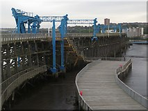 NZ2362 : Dunston Staiths by Graham Robson