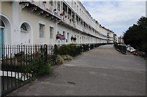 ST5672 : Royal York Crescent by Philip Halling