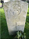 TQ3355 : Caterham Cemetery: grave of a guardsman (e) by Basher Eyre