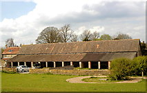 ST8180 : Hollybush Farm, Acton Turville, Gloucestershire 2012 by Ray Bird