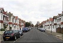 TQ2704 : Langdale Road, Aldrington, Hove by Simon Carey
